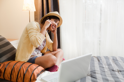 Ferie med mobilt bredbånd
