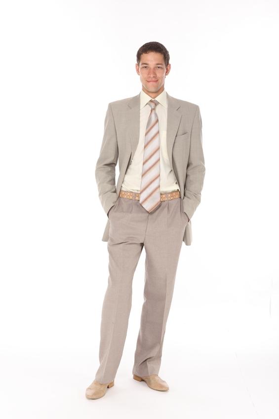 Danske mænd bruger ikke slips i samme grad som andre