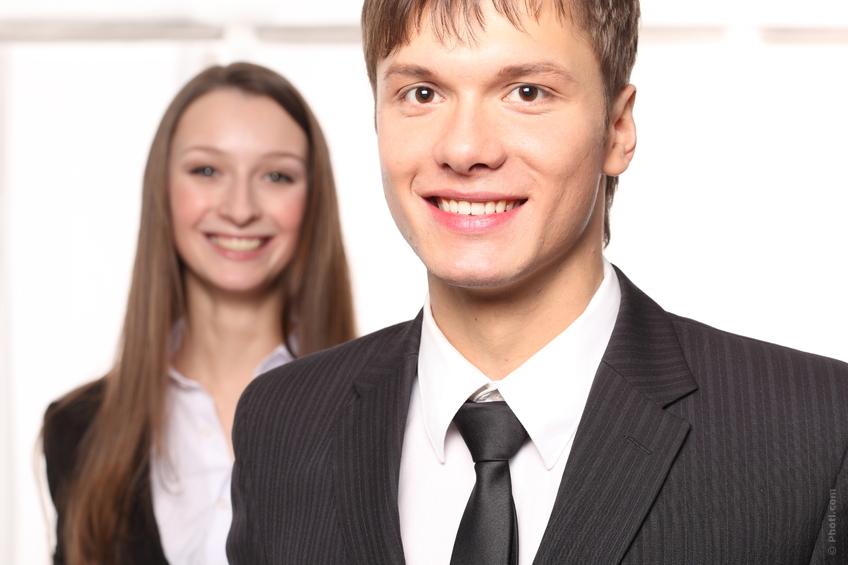 Advokater og bankfolk bruger slips på jobbet