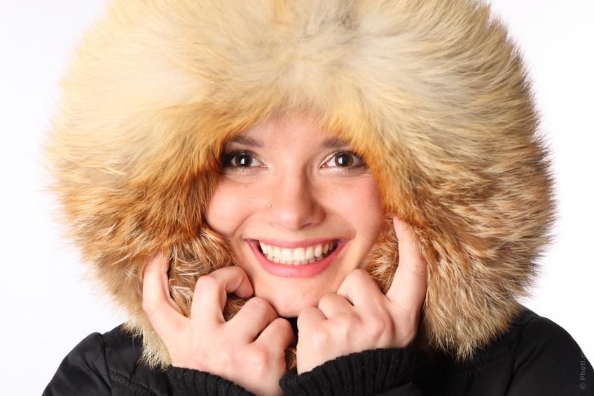 Varmt vintertøj til vintermoden 2010
