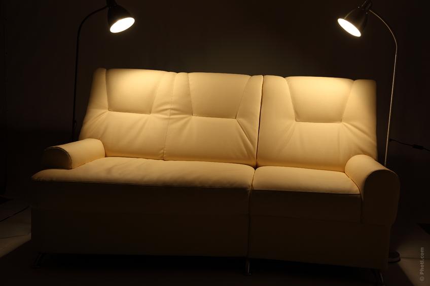 Møbler sender signaler