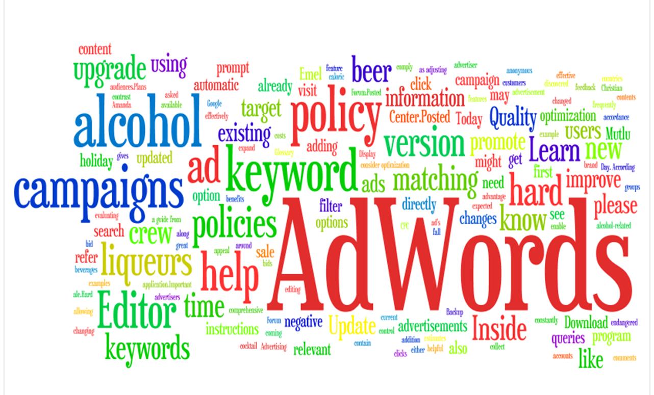 Hvad bruger man negative søgeord til i Google AdWords?